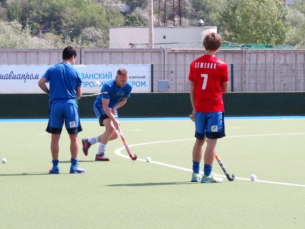 17 мая динамовцы Казани возьмут старт в чемпионате России