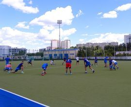 Казанское «Динамо» - вновь на поле ЦХТ
