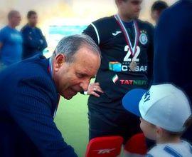 Араик Маргарян: «Игра всё расставит по местам»