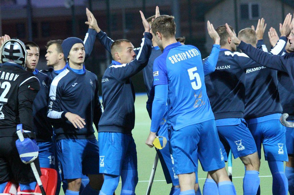 Чемпионы России в семнадцатый раз!