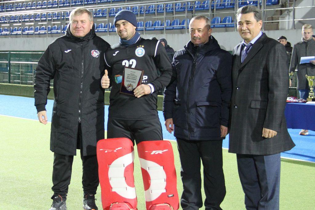 Главный трофей сезона – в руках динамовцев Казани