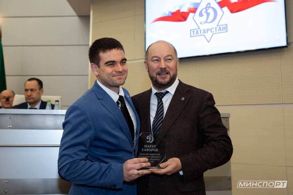 Динамовцы Татарстана подвели итоги 2019 года