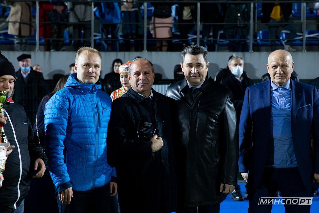 «Динамо-Казань» - 18-кратный чемпион России