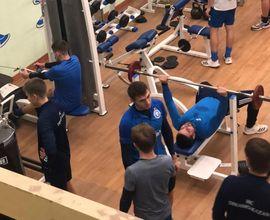 Прошли учебно-методические сборы в СЦ «Динамо»