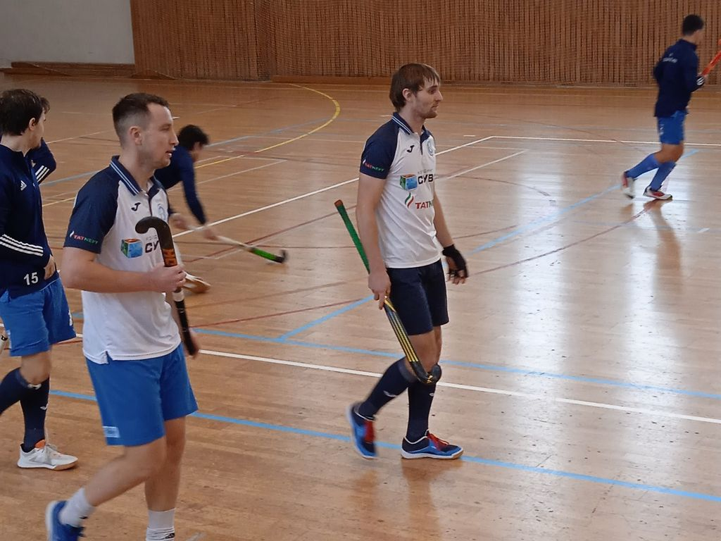 Динамовцы продолжают тренировки в Мирном