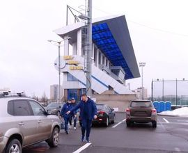 Хоккеисты «Динамо-Ак Барс» отправились в Беларусь