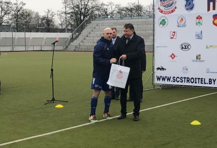 серебряные призеры Международного турнира «Прометей-2021»