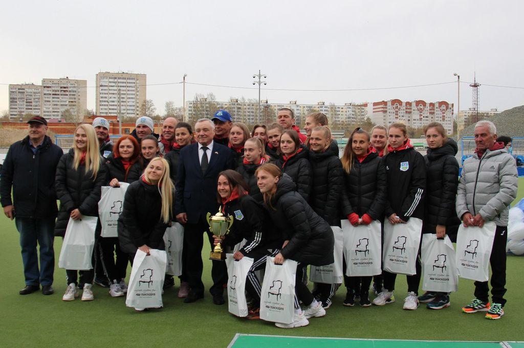 Кубок России. Церемония награждения