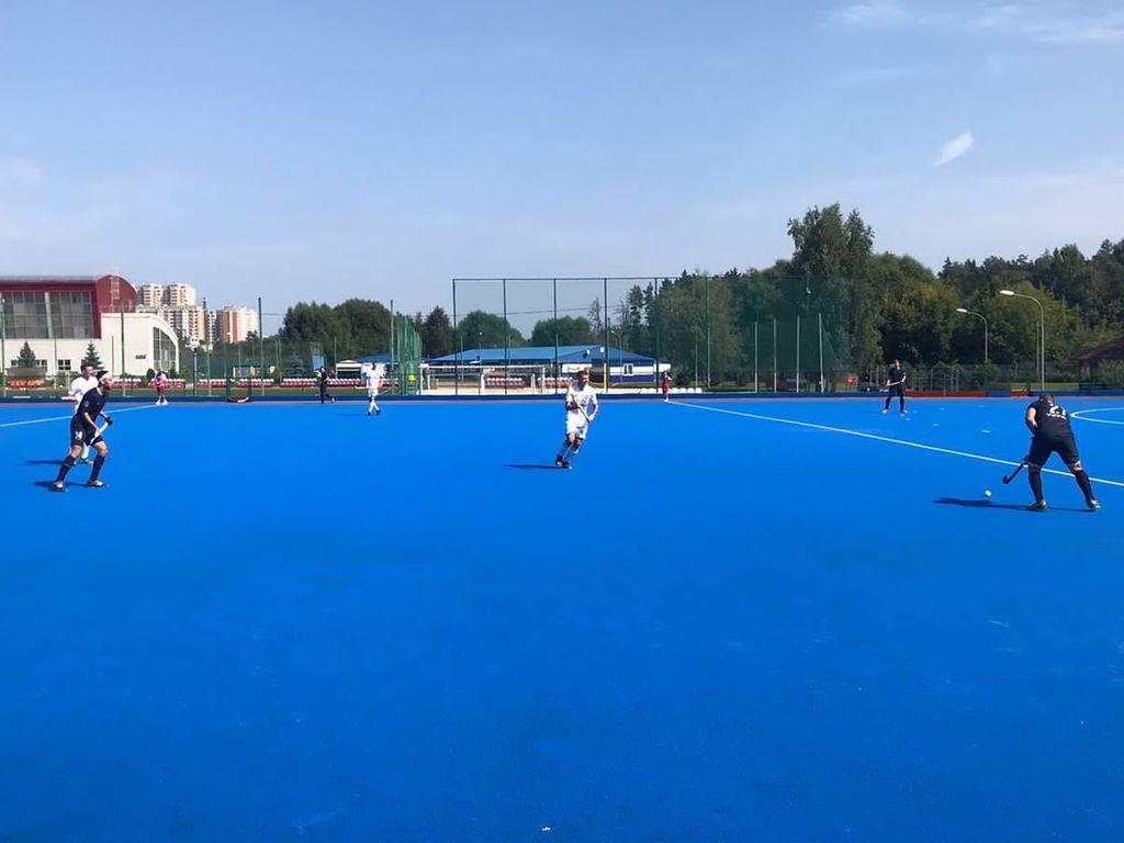 Первая игра в Москве – за нами!