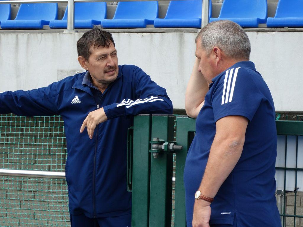 Готовимся к матчам с Екатеринбургом