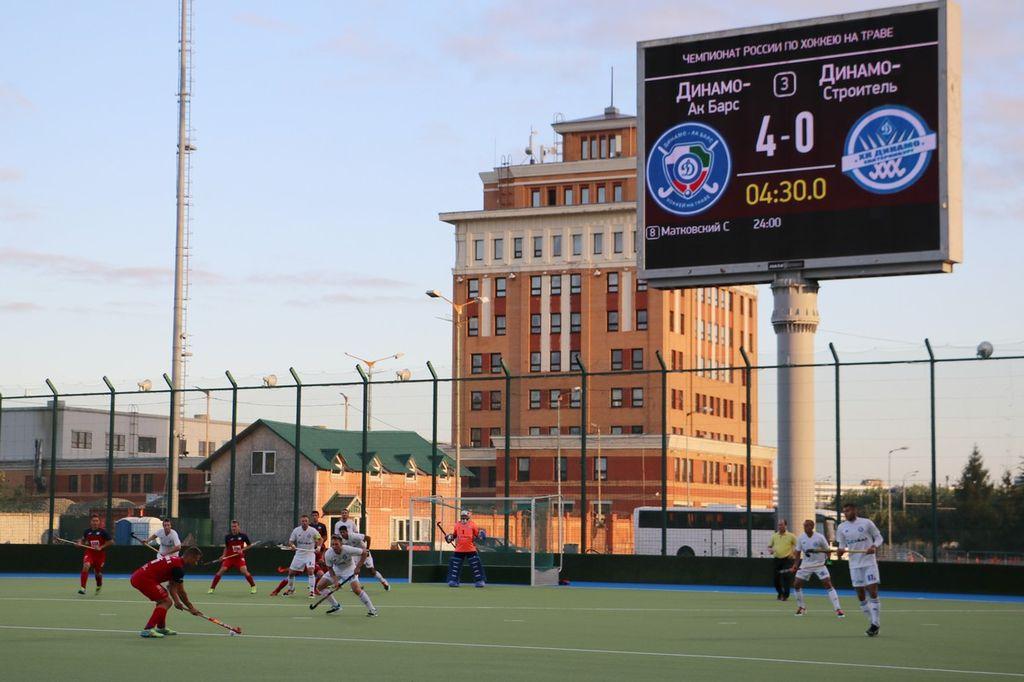 В первой игре 9 тура одолели Екатеринбург