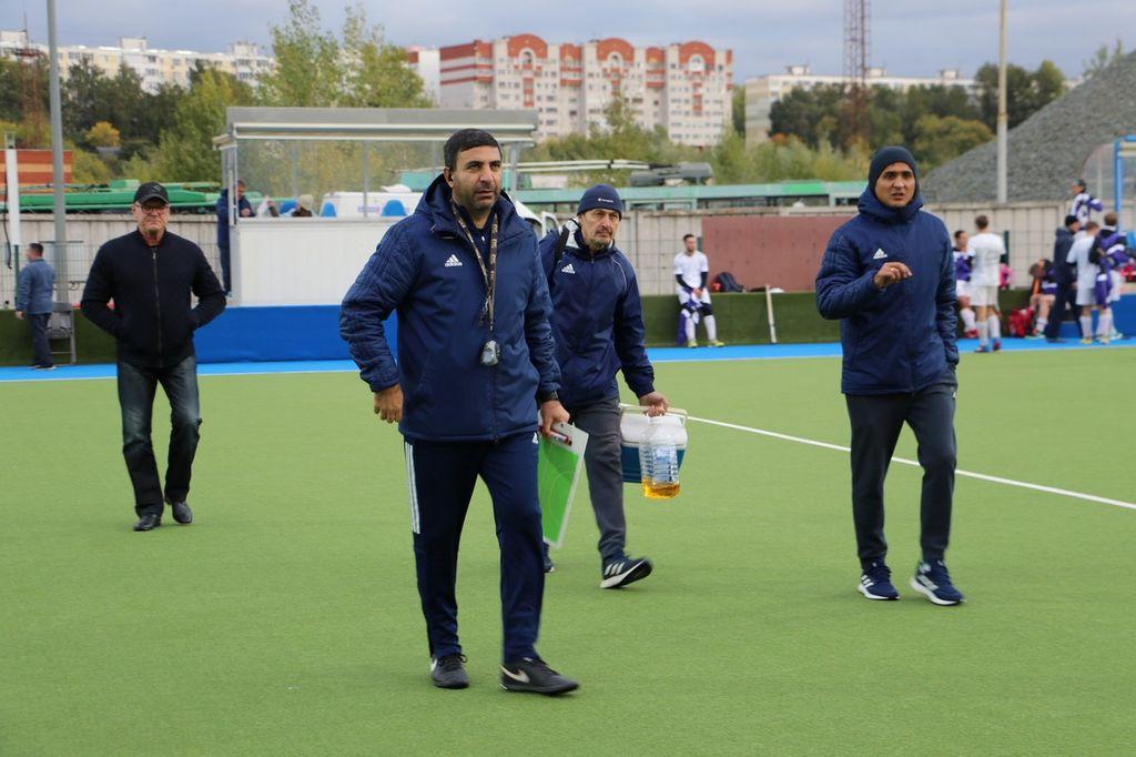 Первая победа в ранге 19-кратных чемпионов России