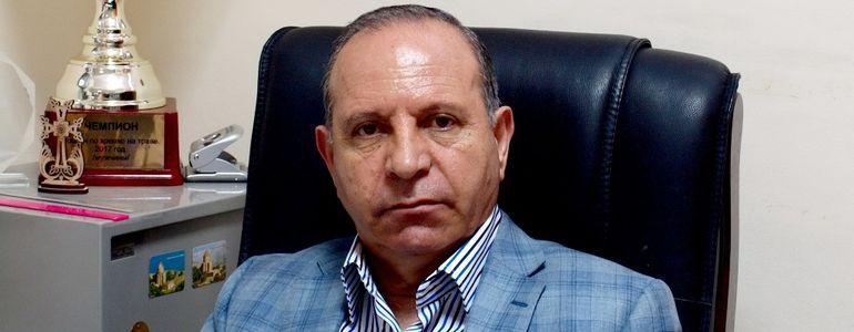 Араик Маргарян – главный тренер сборной России по хоккею на траве