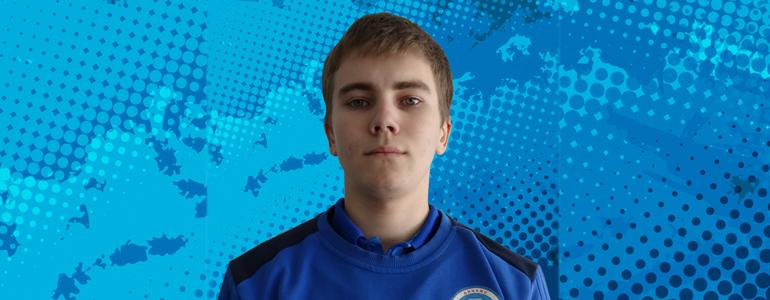 Поздравляем Ивана Сергеева!