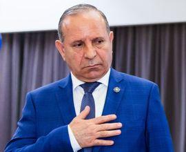 Араик Маргарян: «В «Динамо» прицел всегда на победу»